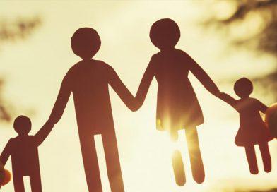 Modlitba za rodiny