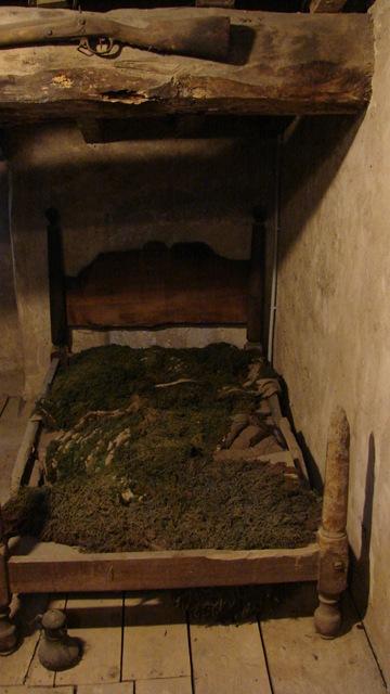 posteľ Vianney