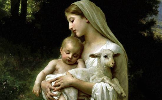 Maria a Baranok