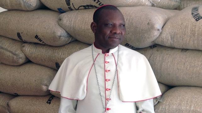 Mons. Oliver Dashe Doeme