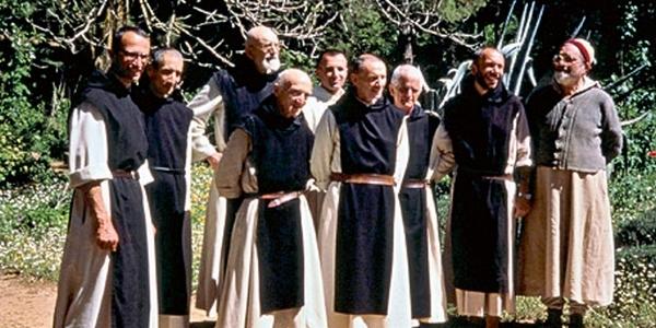 trapisticki mnisi z alzirska