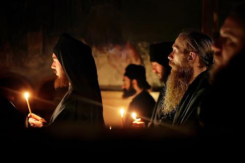 modlitba mnisi