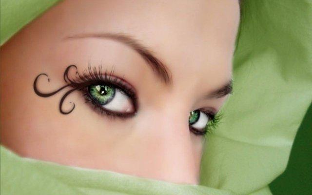 Ľudské oči