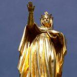 Zázračné objavenie relikvií svätej Anny