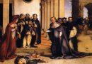 Výnimočný zázrak na Popolcovú stredu v roku 1218