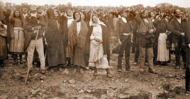 Slnečný zázrak vo Fatime