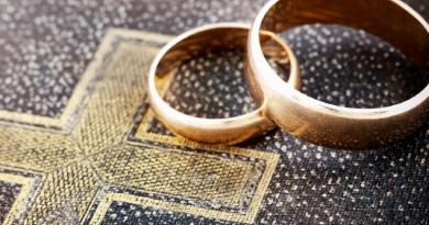 Manželstvo založené na Bohu!