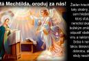 Zjavenia sv. Mechtilde o modlitbe, ktorá najviac potešuje Pannu Máriu