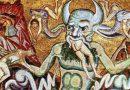 Sedem svätých v boji s diablom