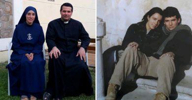 Chceli spolu vstúpiť do manželstva a dnes, z neho je kňaz a z nej rehoľná sestra