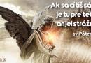 Ako vyzerá náš anjel strážny?